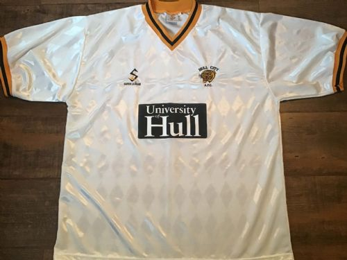 1997 1998 Hull City Away Football Shirt 2XL XXL